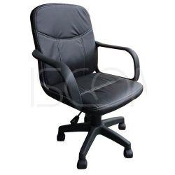 Fotel biurowy Magnet - czarny...