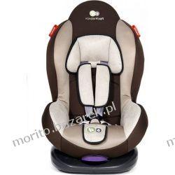 KinderKraft Fotelik samochodowy Shell Plus BROWN