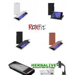 ROXFIT BOOK CASE SLIM LINE ETUI SONY XPERIA Z3