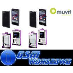 MUVIT BIMAT BACK CASE ETUI SONY XPERIA Z1 COMPACT