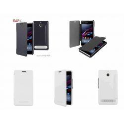 Roxfit Book Case Premium SONY Xperia E1 ETUI BOOK