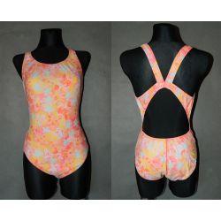 jednoczęściowy strój kąpielowy (L)