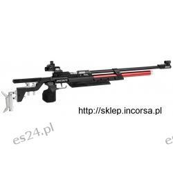 ANSCHUTZ Wiatrówka karabin 8002 S2 kal. 4,5 mm + ZESTAW CELOWNICZY Pistolety