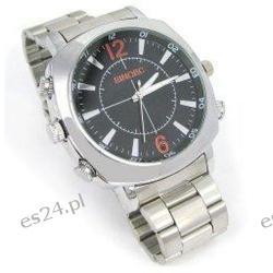 Minikamera HD kamuflowana w eleganckim zegarku WW130