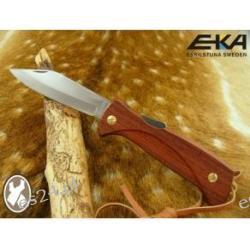 Nóż Eka składany Swede 60 Wood SS (GB)  Pistolety