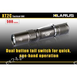 Latarka Klarus XT2C 580 lumenów Pistolety
