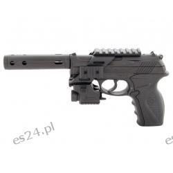 Wiatrówka Crosman C11 Tactical 4,5 mm Pistolety