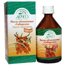Olej rokitnikowy 100 ml karatenoidów 50 mg Sybir