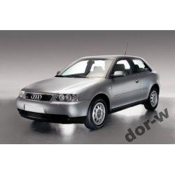 Audi A3 00-  Zderzak przedni Nowy Wszystkie kolory