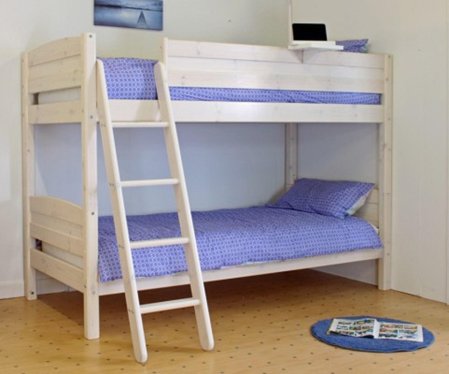 łóżko Piętrowematerace 160x80 Wytrzymałość 160 Kg łóżka