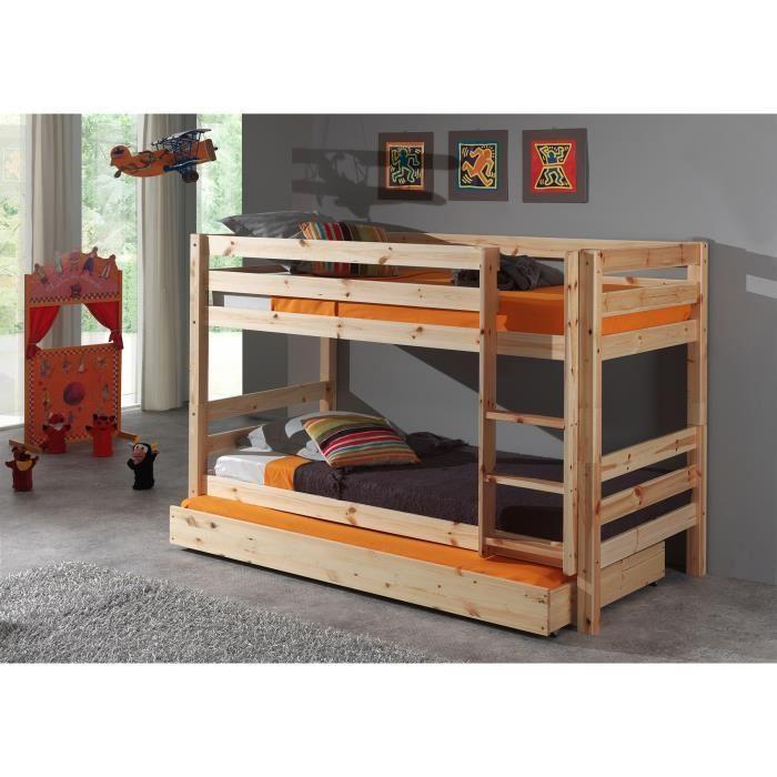 łóżko 3 Osobowematerace 160x80 Wytrzymałość 160kg łóżka