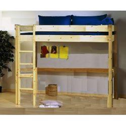 łóżko Piętrowe I Materac 190x80 Wytrzymałość 160kg łóżka