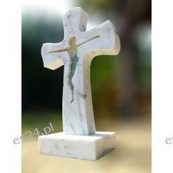 Krzyż marmurowy Antyki i Sztuka