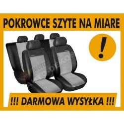 POKROWCE SAMOCHODOWE SEAT ALHAMBRA 5OS EKO SKÓRA