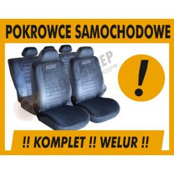 POKROWCE SAMOCHODOWE FORD ESCORT FIESTA FOCUS KPL