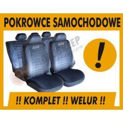 POKROWCE SAMOCHODOWE SKODA FABIA RENAULT CLIO KPL