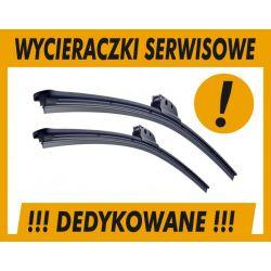WYCIERACZKI SERWISOWE OPEL ZaAFIRA 1999-2005 KPL