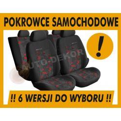 POKROWCE SAMOCHODOWE VW PASSAT B5 B5FL B4 WELUR !!