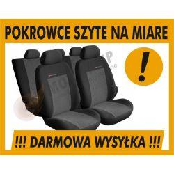 POKROWCE SAMOCHODOWE NA MIARĘ SEAT IBIZA III WELUR