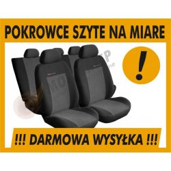 POKROWCE SAMOCHODOWE SZYTE NA MIARĘ SEAT ALTEA KPL
