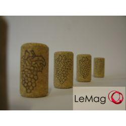 Korki do wina mikroaglo 24mm x 44mm (50 szt.)