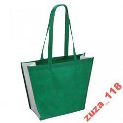Torba na zakupy ekologiczna zielona R08451