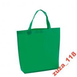 Torba na zakupy ekologiczna zielona 7525