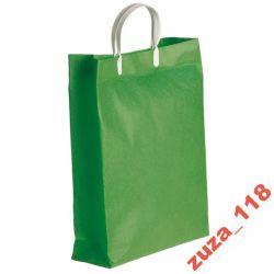 Torba ekologiczna zielona krótkie rączki 7574