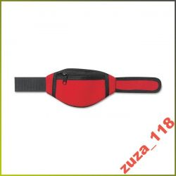 Saszetka opaska na rękę czerwona 4372