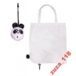 Torba na zakupy z pokrowcem panda G38