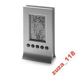 Zegar stacja pogody kalendarz 3662 Zegary