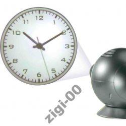 Projektor zegara analogowego Conrad NOWOŚĆ HIT LED Zegary