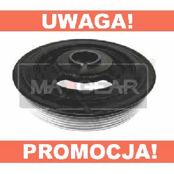 KOŁO PASOWE WAŁU FORD MONDEO S-MAX MAZDA 2 3 1.6