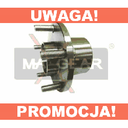 ŁOŻYSKO KOŁA PIASTA PRZÓD FORD FOCUS II C-MAX '04-