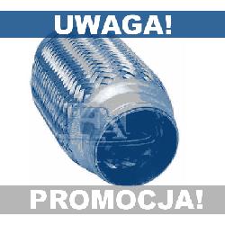 FISCHER ZŁĄCZE ELASTYCZNE ŁĄCZNIK 64x220