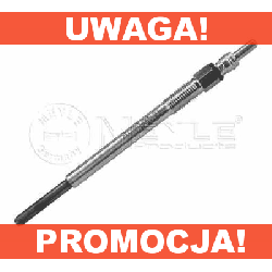 ŚWIECA ŻAROWA PEUGEOT PARTNER VOLVO C30 S40 V50