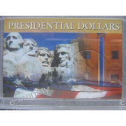 SLAB NA 1$ PREZYDENCI USA