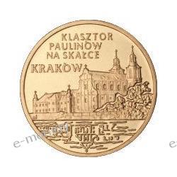 2 zł GN Kraków - Klasztor Paulinów na Skałce