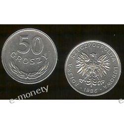 50 groszy 1986 menniczy Monety groszowe