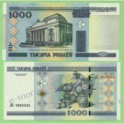 Białoruś 1000 RUBLI 2000 rok