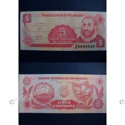 Nikaragua 5 CENTAVOS