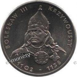50 zł Bolesław III Krzywousty 1982 mennicza