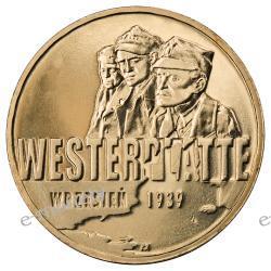2 zł GN Wrzesień '39 Westerplatte
