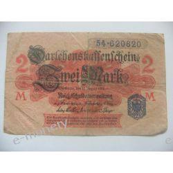Niemcy 2 MARKI 1914
