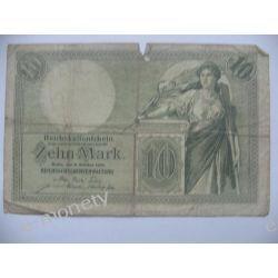 Niemcy 10 MAREK 1906