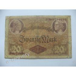 Niemcy 20 MAREK 1914
