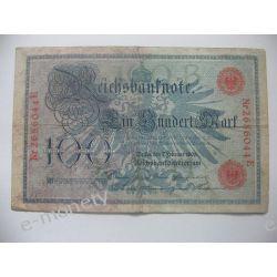 Niemcy 100 MAREK 1908