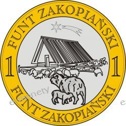 1 Funt Zakopiański SZAŁAS 2008