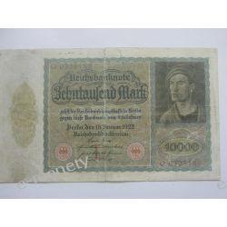 Niemcy 10 000 MAREK 1922