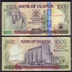 Uganda 1000 SHILLINGS 2005